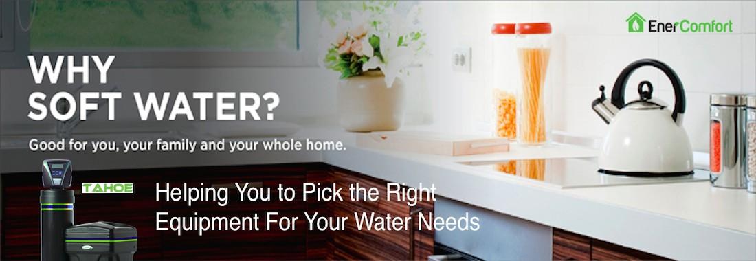 ener comfort water softner