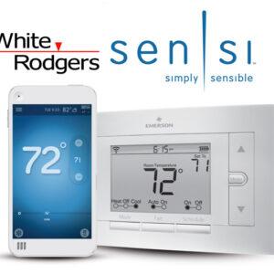 Sensi wi fi thermostat ener comfort hvac sales service for 15 allstate parkway 6th floor